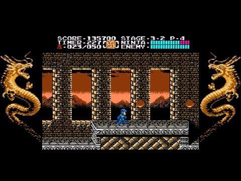The Parasprinter (Stage 3-2) - Nanja Gaiden II To Mega Man 7 Style