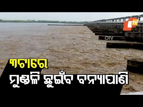 Flood Situation Improves In Odisha - Latest Updates On Water Level At Reservoirs