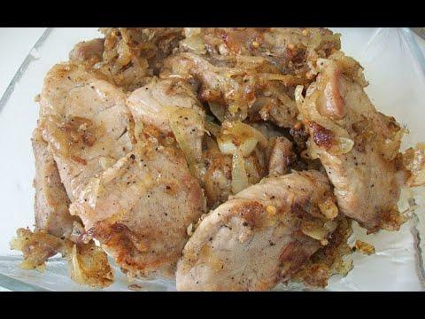 НЕЖНЕЙШАЯ Свиная вырезка! Как готовить вырезку?!