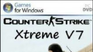 Gambar cover TUTORIAL CARA DOWNLOAD DAN INSTAL GAME COUNTER STRIKE EXTREME V7 + LINK DOWNLOAD. TUTORIAL #1