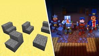 40 Nowych Bloków! Nowa Gra Minecraft: Dungeons! - [Nowinki]
