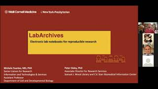 Tech Tuesday: LabArchives