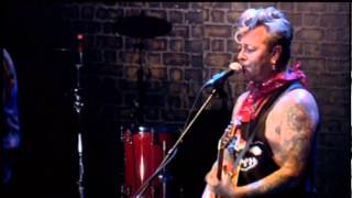 STRAY CATS - Stray Cat Strut (LIVE)