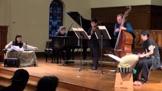 Wooden Fish Ensemble:  Burdocks (Christian Wolff)