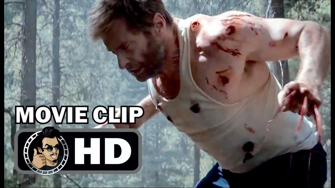 Download LOGAN Movie Clip - Rage of Wolverine (2017) Hugh Jackman X-Men Superhero Movie HD