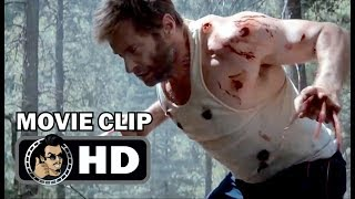 LOGAN Movie Clip - Rage of Wolverine (2017) Hugh Jackman X-Men Superhero Movie HD