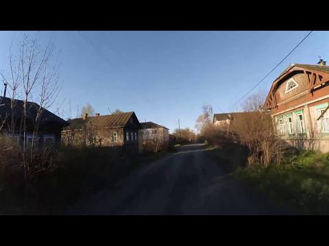 Велопрогулка по нижней части Юрьевца