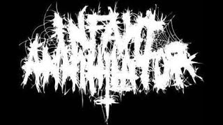 Cover images Infant Annihilator - Childchewer (Lyric Video)