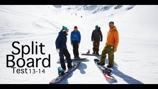 Test Splitboard magazine 2013-14