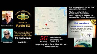 Radio 5G 5/22/2019 Taos, New Mexico No 5G