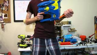 Vintage Review: Nerf Powerclip (Magstrike Predecessor from Airjet line)