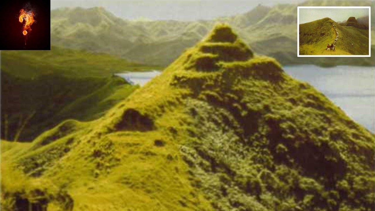 Pyramid Found On Easter Island  YouTube