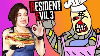 ▼Сюжет игры Resident Evil 3 (Remake 2020)
