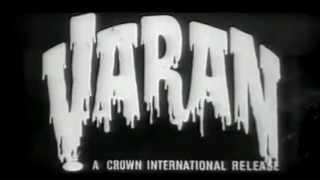 Varan El Increíble (Varan The Unbelievable) (1958 / 1962) - Trailer