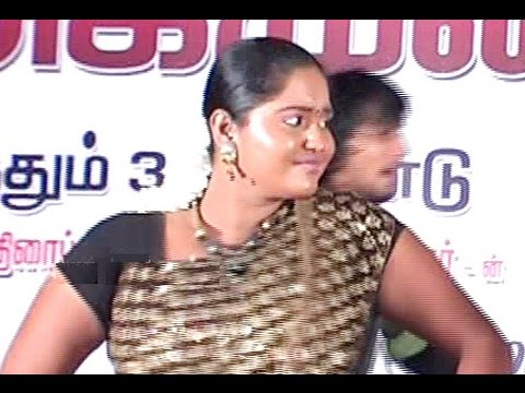 Tamil Record Dance 2016 / Latest tamilnadu village aadal padal dance / Indian Record Dance 2016 33