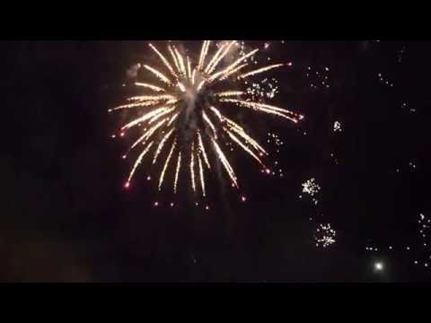 fireworks at penn can speedway