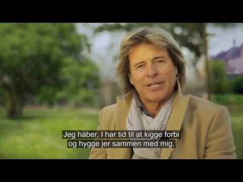 Hansi inviterer til Open Air i Horsens & Odense 2014