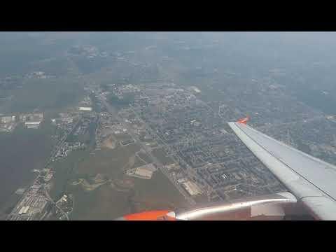 easyJet Flight EZY8974 Sofia to London Gatwick 13 June 2018