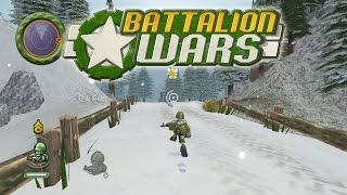 Dolphin Emulator 5.0-1691 | Battalion Wars [1080p HD] | Nintendo GameCube