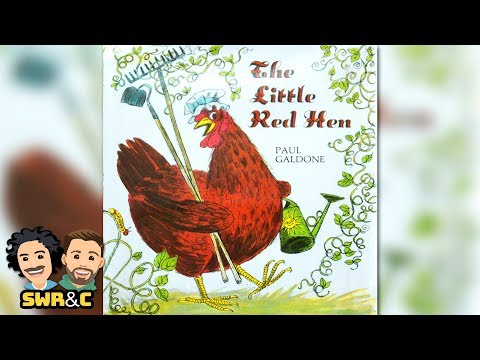 The Little Red Hen by Paul Galdone  CHILDREN'S BOOK READ ALOUD