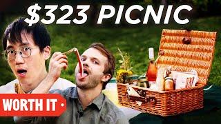 $7 Picnic Vs. $323 Picnic