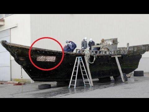 Aparecen Misteriosos Barcos con Cadáveres en JAPÓN (Barcos Fantasma)
