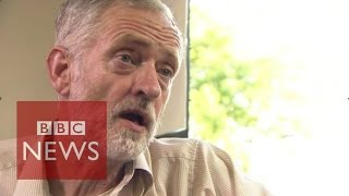 Labour leadership: Jeremy Corbyn criticises MPs' 'faux drama' BBC News