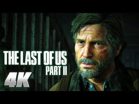 The Last Of Us Part II – Official 4K Story & Release Date Reveal Trailer