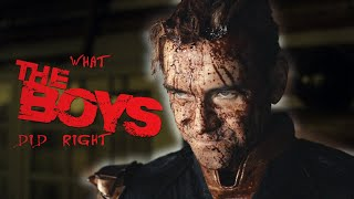 What The Boys Did Right | VIDEO ESSAY