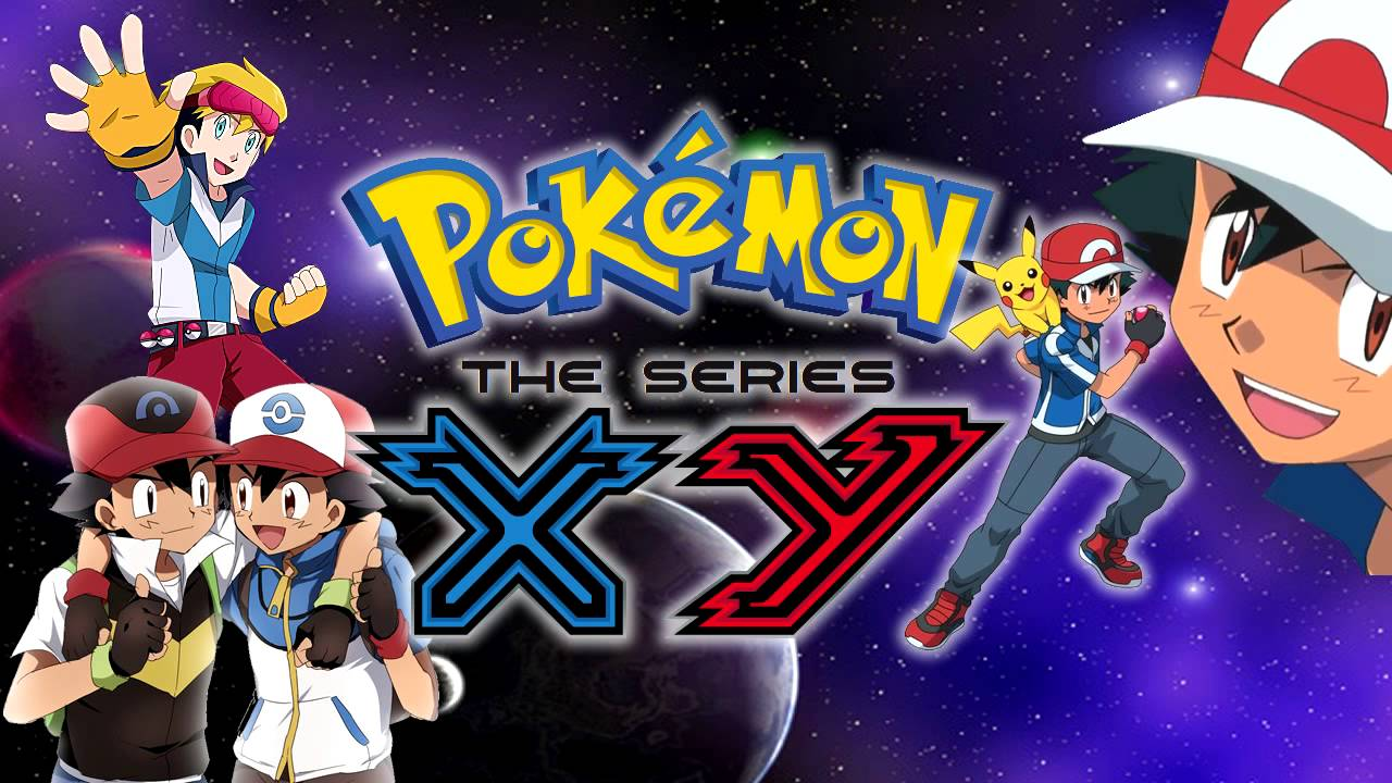 Pokemon Xy The Series English Opening Extended Remix Gotta Catch Em All Youtube
