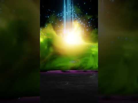 Animated Vertical Logo Stinger: Magic Smoke
