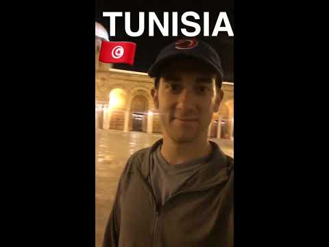 18 Hour Layover in Tunisia