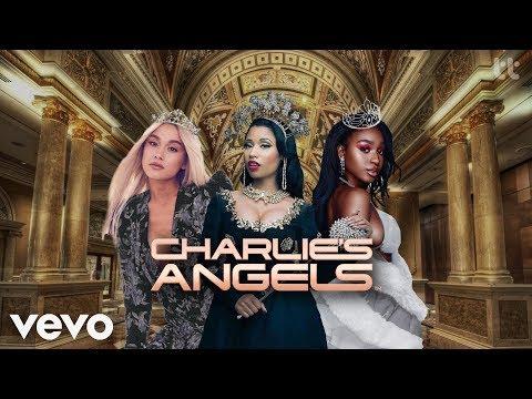 Ariana Grande - Bad To You Feat. Nicki Minaj, Normani (Charlie's Angels) [full Soundtrack List]