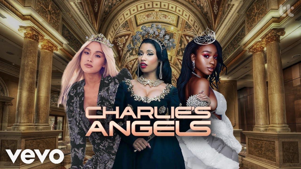 Ariana Grande, Normani & Nicki Minaj Team Up For Charlie's Angel Soundtrack 'Bad To You' - But Are We Getting A ...