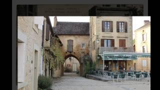 Cadouin village d'hier et d'aujourd'hui  EP01