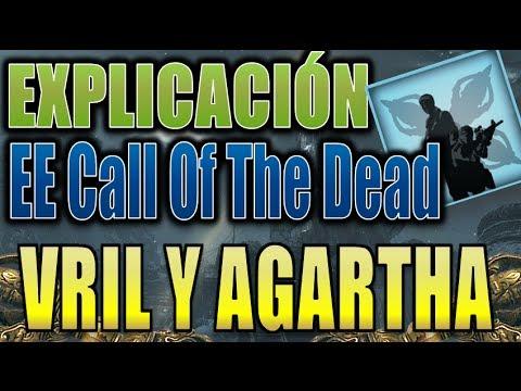 Explicación EE Call of the Dead || Vril y Agartha