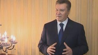 Ukraine protests: Viktor Yanukovych