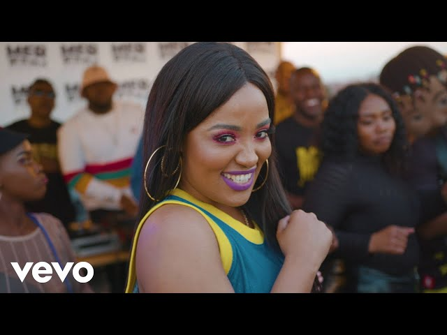MFR Souls - Amanikiniki (Official Video) ft. Major League Djz, Kamo Mphela & Bontle Smith