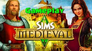 THE SIMS MEDIEVAL | Gameplay em português