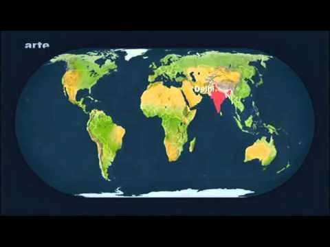 Mit offenen Karten  Indien - Das Gleichgewicht der Gegensätze - Doku Deutsch über Indien