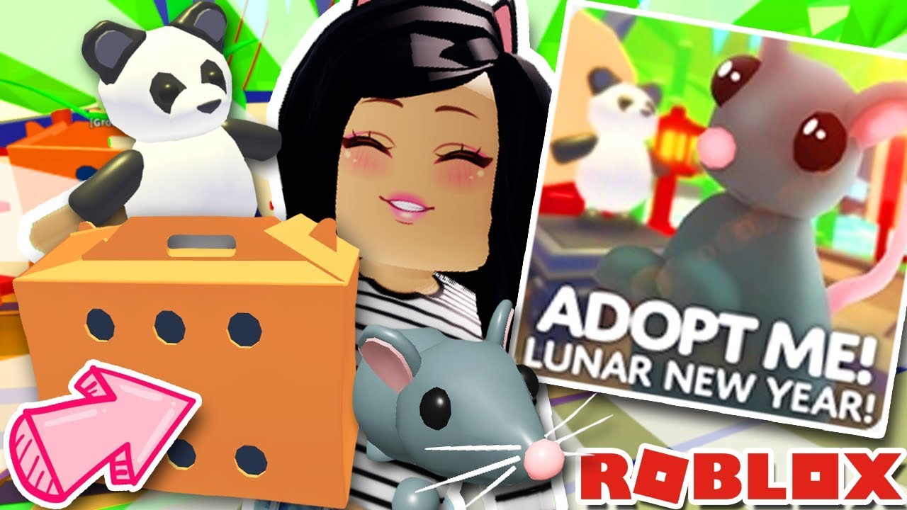 NEW* 🏮Lunar Update🏮 Adopt Me! Roblox   Pets Furniture Gamepass - YouTube