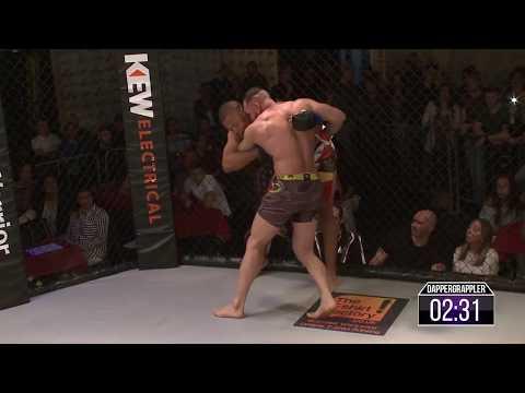 Lion Fighting Championships #LFC12 Ashley Hamilton vs Chris Hill
