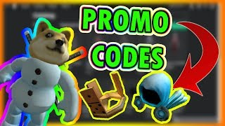 [NEW WORKING CODE] *FREE ITEMS* EXCLUSIVE NEW ROBLOX PROMO CODES!! (2019)