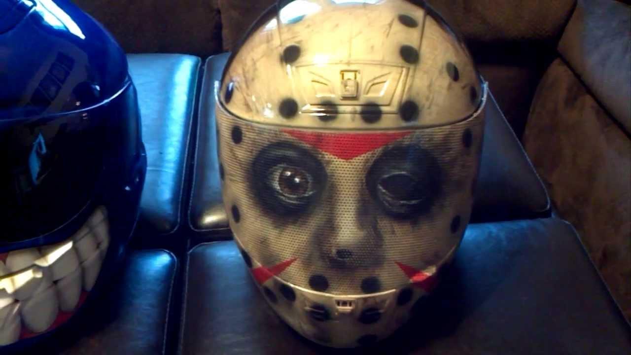 Jasons Helmet