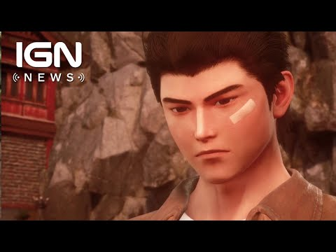 Shenmue 3 Kickstarter Backer Demo Details - IGN News