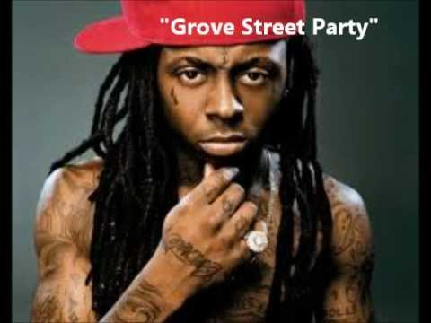 Lil Wayne Grove Street Party (Without Lil B)