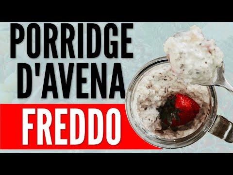 colazione-sana:-porridge-d'avena-freddo