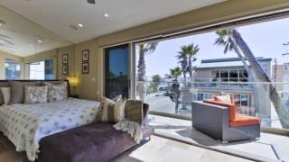 Ocean View Luxury Mission Beach Vacation Rental