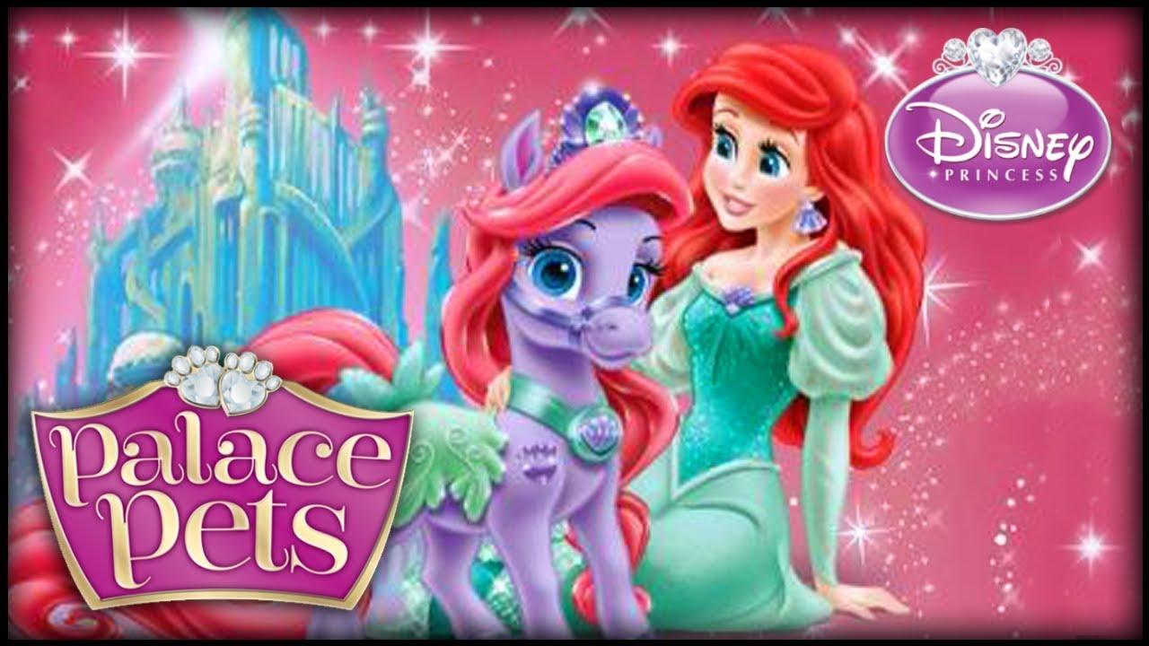 Ariel & Seashell (Game For Kids)