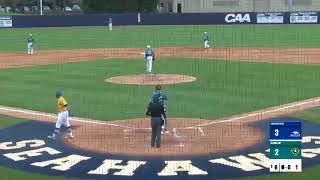 UNCW Baseball Highlights - Hofstra (March 24, 2018)
